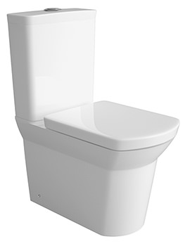 Related Hudson Reed Alton Flush-To-Wall WC Pan And Cistern And Soft Close Seat