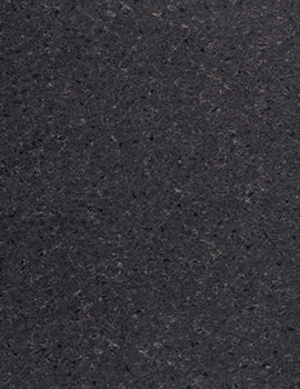 Black Wrapped 1.4 Metre Straight Cut Worktop
