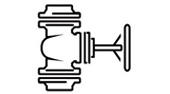 Straight Radiator Valves