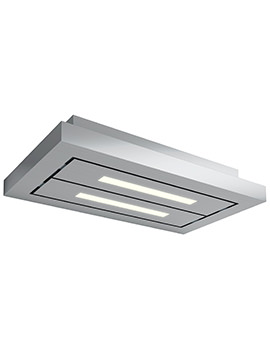 Maris Built-Under 1200mm FCBU 1204 C WH Ceiling Glass Kitchen Hood