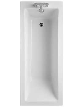 Ideal Standard Tempo Cube Idealform Plus Single Ended 1700 x 700mm Bath