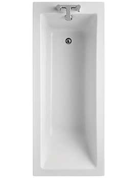 Ideal Standard Tempo Cube Idealform Single Ended 1700 x 750mm Bath