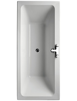 Related Ideal Standard Tempo Cube Idealform Double Ended 1700 x 750mm Bath