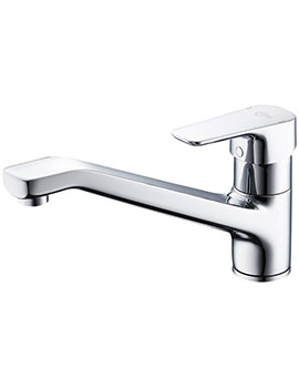 Related Ideal Standard Tempo Single Lever Kitchen Sink Mixer Tap