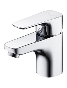 Ideal Standard Tempo Single Lever Basin Mixer Tap Without Waste - Image