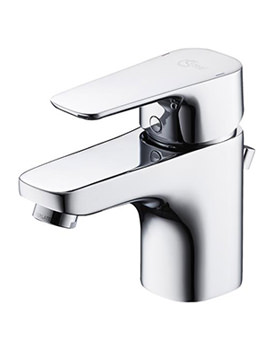 Related Ideal Standard Tempo Single Lever Basin Mixer Tap With Pop-Up Waste