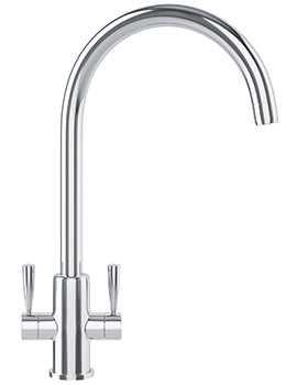 Ascona Kitchen Sink Mixer Tap Chrome - 115.0250.635