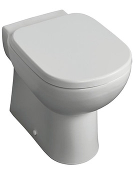 Related Ideal Standard Tempo Back-To-Wall WC Pan And Concealed Cistern