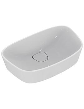 Dea 520mm Vessel Washbasin - T044301