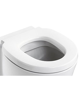 Concept Freedom XL Toilet Seat Ring Only