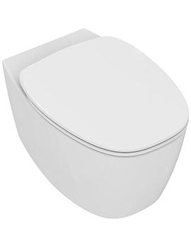 Dea Aquablade Wall Mounted WC Pan 550mm - T348601
