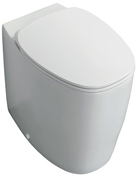 Related Ideal Standard Dea Back-To-Wall WC Pan 550mm - T329901