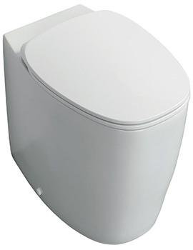 Dea Aquablade Back-To-Wall WC Pan 550mm - T348901