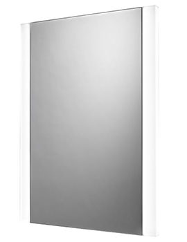 Pride LED Illuminated Mirror 600 x 810mm - SLE570
