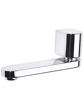 Ideal Standard Moments Wall Mounted Swivel Bath Spout - A3923AA