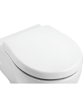 Create Standard Close WC Toilet Seat And Cover