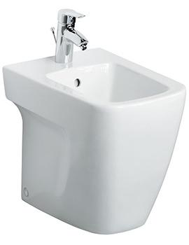 Sottini Celano Floor Standing 1 Taphole Bidet 560mm - J453101
