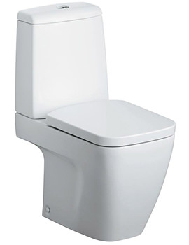 Sottini Celano Close Coupled WC Pan With Cistern 670mm
