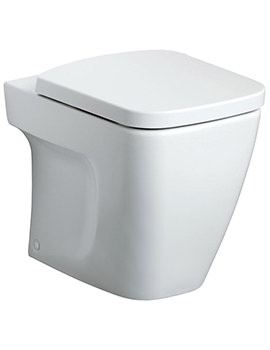 Sottini Celano Back-To-Wall WC Pan With Horizontal Outlet 560mm