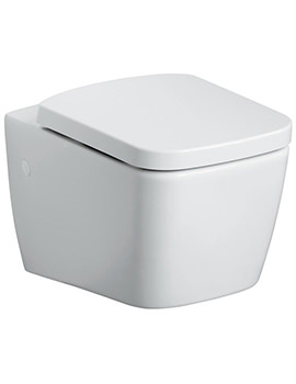 Sottini Celano Wall Hung WC Pan With Horizontal Outlet 550mm