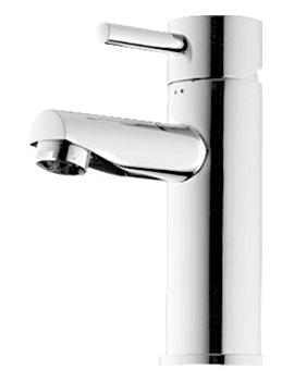 Jado Geometry A1 Basin Mixer Tap With 105mm Spout Projection