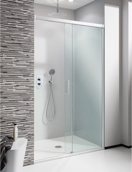 Simpsons Design 1200mm Soft Close Slider Door