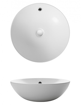 Castellon PLUS Countertop Basin - CT0012BSCW+