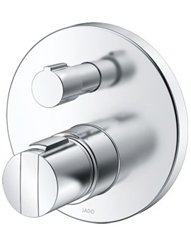 Jado Neon Concealed Thermostatic Shower Mixer Valve - A5579AA