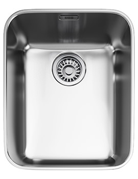 Ariane ARX 110 35 Stainless Steel Undermount Kitchen Sink