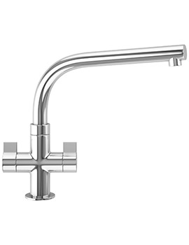 Sion Kitchen Sink Mixer Tap Chrome - 115.0250.638