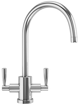 Olympus Kitchen Sink Mixer Tap Chrome - 115.0049.980