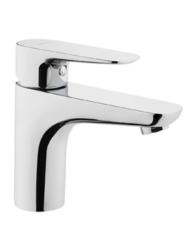 X-Line Short Basin Mixer Tap Without Waste