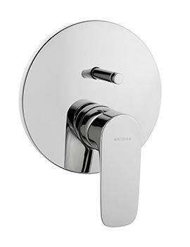 VitrA X-Line Built In Bath Shower Mixer - A42251VUK