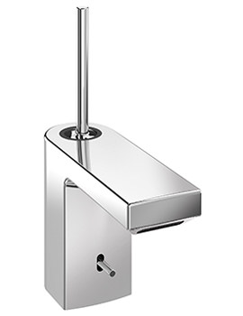 Related Jado Glance Compact Basin Mixer Tap With Waste And 121mm Spout Projection