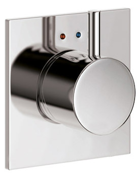 Jado Geometry A6 Concealed Manual Shower Mixer Valve With Upward Outlet