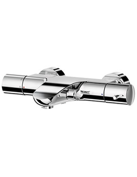 Jado IQ Exposed Thermostatic Tub And Shower Mixer Tap