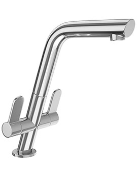 Cresta Kitchen Mixer Tap Chrome - 115.0250.642