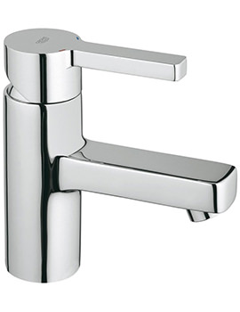 Lineare Chrome Monobloc Basin Mixer Tap - 23106000