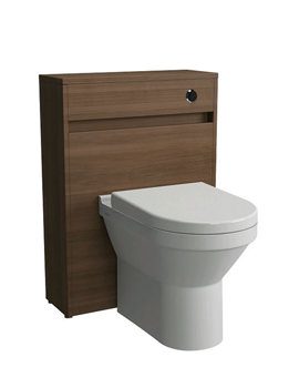 S50 600 x 220mm Floor Standing Back To Wall WC Unit