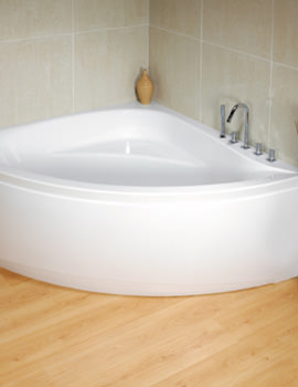 EX-DISPLAY - Carron Corner Bath Panel 1050mm (w) x 540mm (h)