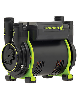Salamander CT50 Xtra 1.5 Bar Twin Impeller Positive Head Shower Pump