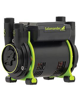 Salamander CT50+ Xtra 1.5 Bar Twin Impeller Positive Head Shower Pump