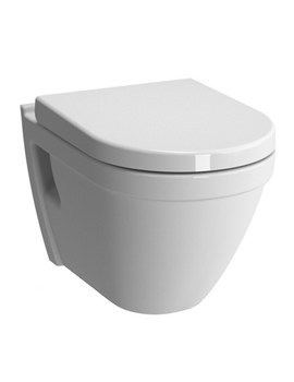 S50 Rim-Ex Wall Hung WC Pan