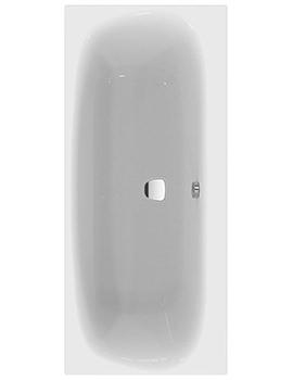 Dea 1800mm Double-Ended Idealform Plus Bath