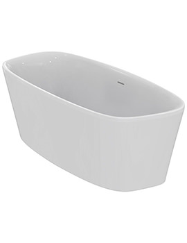 Dea Freestanding 1800mm Double-Ended Bath