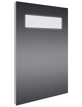 Ideal Standard Strada Mirror With Light 400 x 650mm - E0387BH