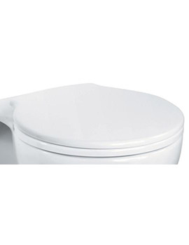 Ideal Standard Space Toilet Seat And Cover - E709101