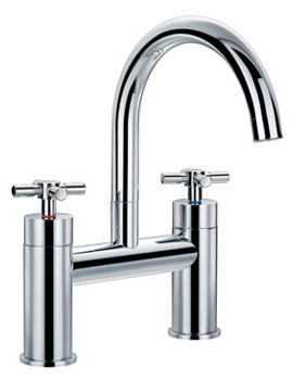 XL Deck Mounted Bath Filler Tap - XLBF