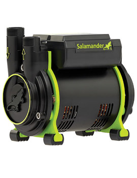 Salamander CT55+ Xtra 1.5 Bar Single Impeller Positive Head Shower Pump