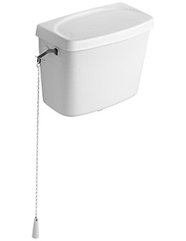 Clena High Level 6 Litre Cistern - S395501